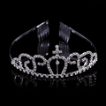 Fashion Cross Shape Tiaras