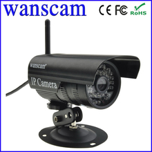 Wanscam AJ-C0WA-C126 Night Vision 20M Wifi Small Outdoor IP Bullet CCTV Camera