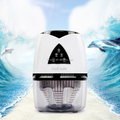 Funglan factory CE ROHS rainbow water air purifier kjg178c