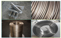 High Pure Seamless Calcium cored Wire/Ca Cored Wire