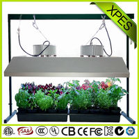 magnetic induction grow lights with reflector for hydroponics 600W
