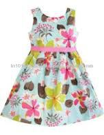 COTTON BABY FROCKS WITH CUSTOM DESIGN