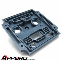 APPORO CNC Milling Machine Part Plastic ABS PC Enclosure Electronic Box