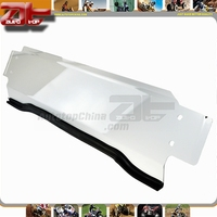 UTV Windshield With Rubber Seal