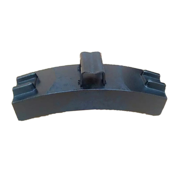 China Manufacturer Casting Brake Block Railways Parts