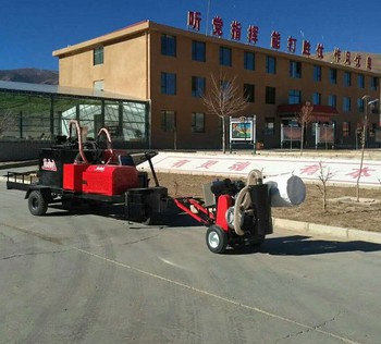 concrete pavement joint sealing machine pitch road sealing machine concrete road crack sealing machine