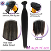 2016 New arrival best quality brazilian water wave hair extensions