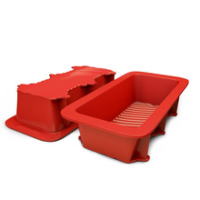 Nonstick Commercial Grade Silicone Bread and Loaf Pan