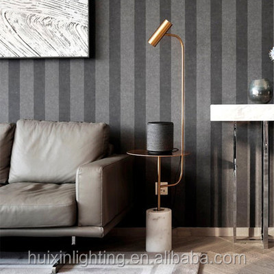 The newest Nordic floor light modern indoor lighting bedroom simple LED floor lamp with CE