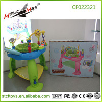 High quality Multi-function baby jumping chairs toys baby walker baby product with light and music