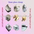 glass hardware for 0-8mm glass