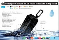 Waterproof RF Range 10M x8 Bluetooth speaker multimedia active speaker