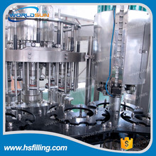 Automatic Glass Bottled Alcohol filling machinery manufacturer