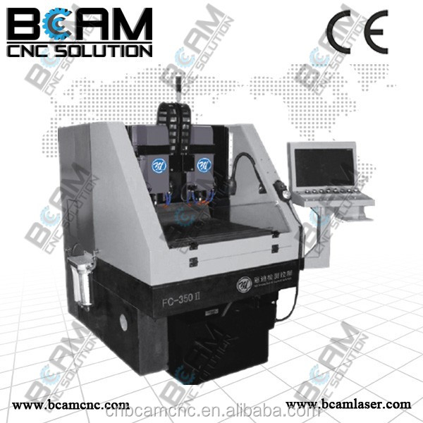 trade price CNC smart mobile phone glass making machine