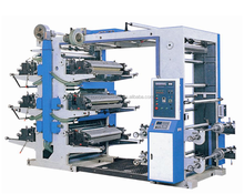 6 colour Flexographic Printing Machinery manufacture