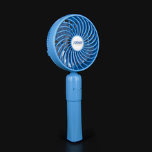 Plastic Mini Protable PC Laptop USB Fan Rotation Ultra-quiet Summer Home Office Desk Electric Cooling Fan