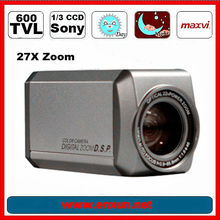 Sony 600TVL 27X zoom IR cut WDR Private zone optical zoom camera mobile phone