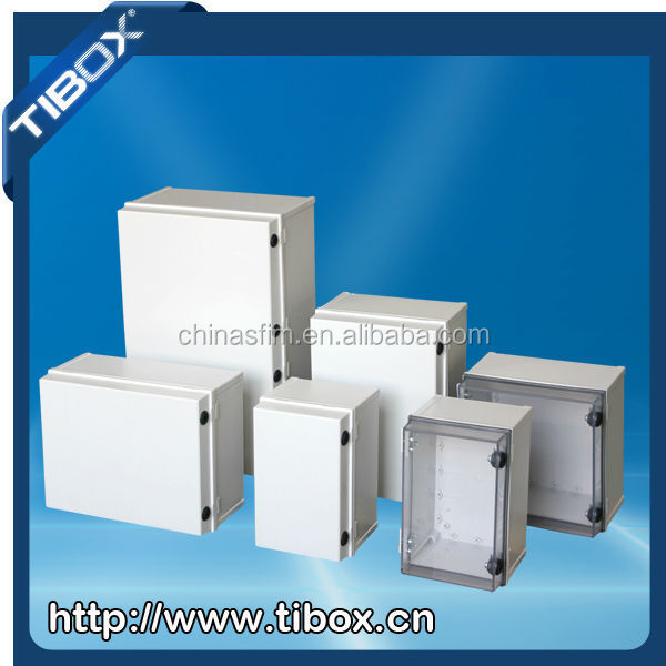 Electric industry box for solar panel