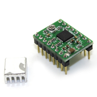 Smart bes 3D print A4988 stepping motor driver with Heat sink