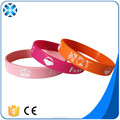 Wholesale price Promotion gift Silicone bracelet