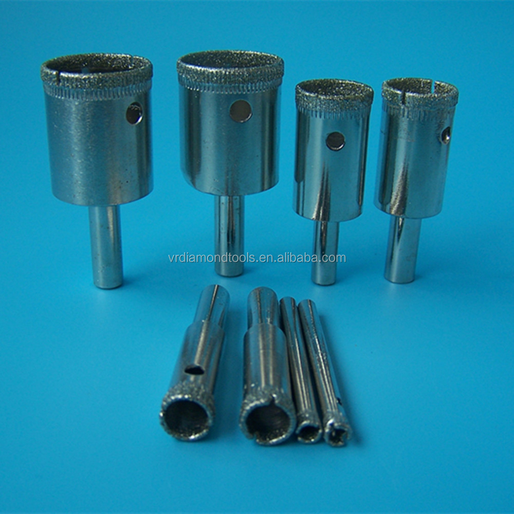 OEM Manufacturer diamond core drill bits for glass