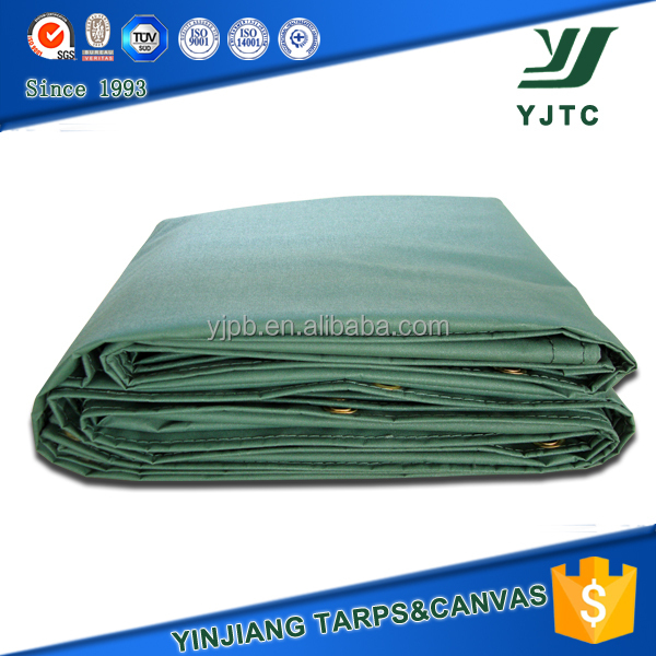 Warp Knitted Type Pvc Coated Canvas Tarpaulin