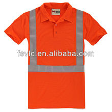 Modacrylic/Cotton Antistatic Fire Retardant Working Polo Shirt