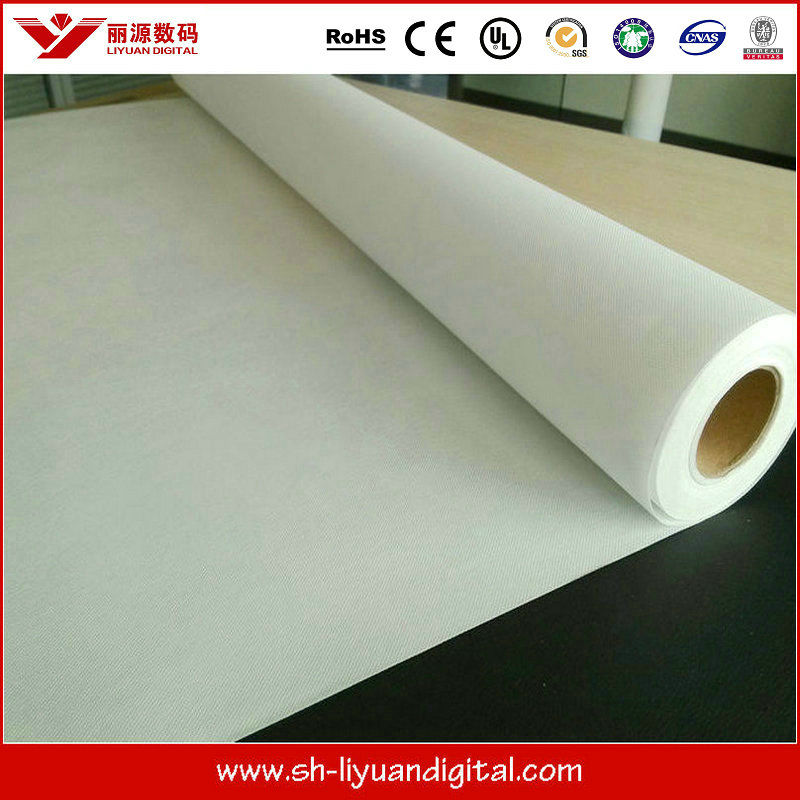 100% Polyester Coated Cotton Canvas