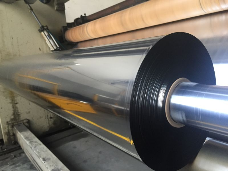 colourful aluminum metallized polyester film