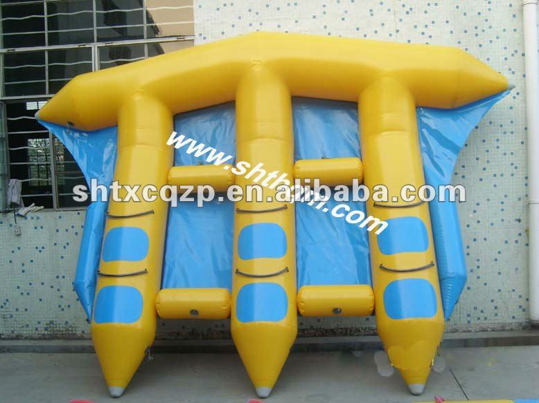 inflatable fly fish inflatable extreme sports