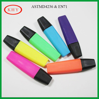 Multi-function promotional highlighter pen for school students