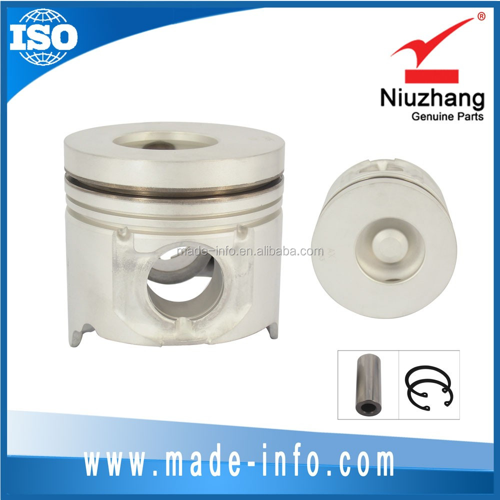 good quality Auto 4JH1 Engine piston