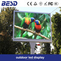 Fixed /Rental rgb outdoor led display p10mm