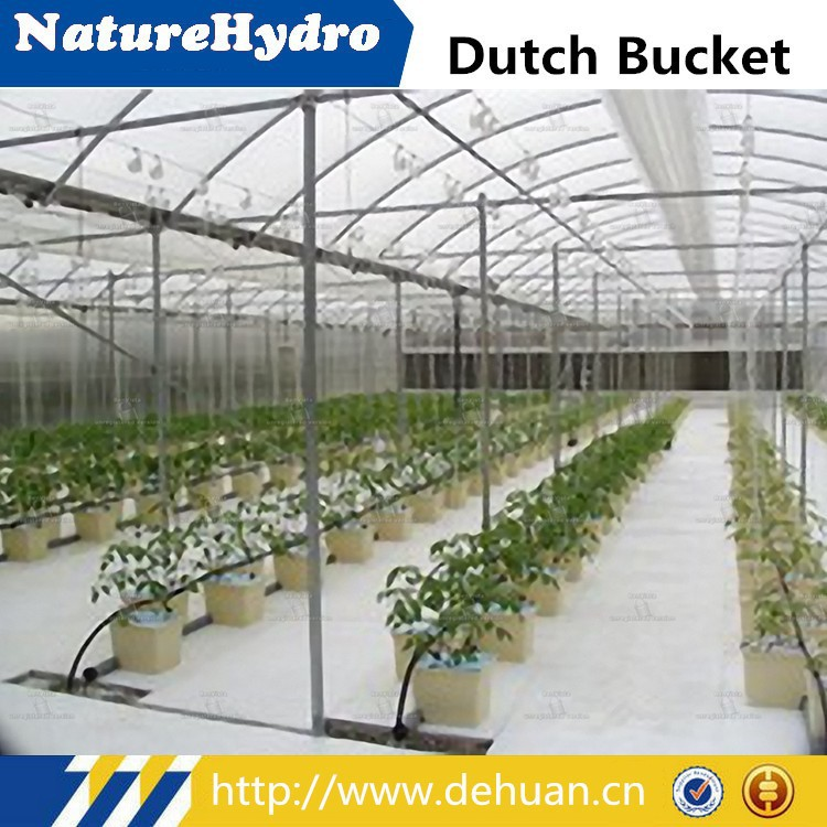 dutch bucket used greenhouse frames for sale
