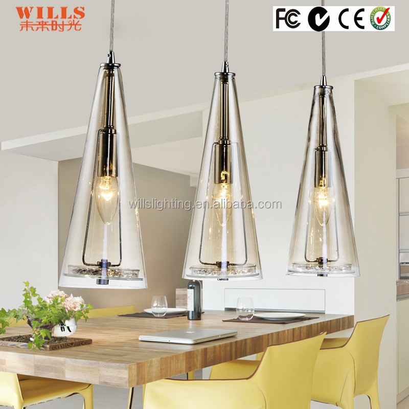 Hot sale customized e14 modern antique copper round hanging lamp
