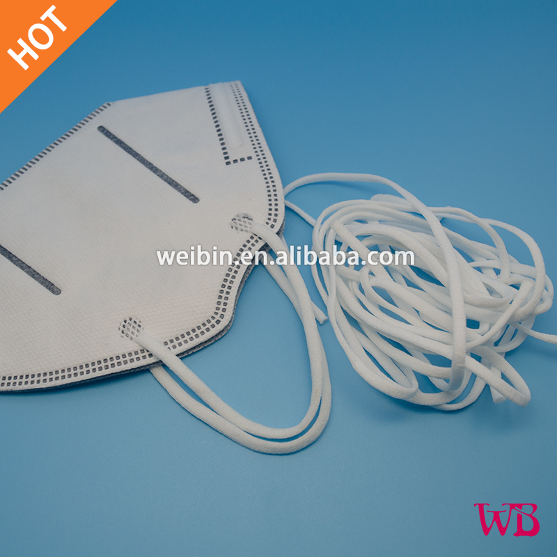 free sample, Dust Masks Elastic Ear loop, masks raw material
