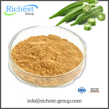 Foctory Supply 100% Pure Okra Seed Powder