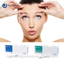 hyaluronic acid dermal filler for deep wrinkles injection