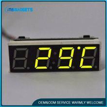 China new products h0tsFv car thermometer led for sale