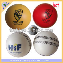 Promotional Toy Style and Stress Ball Type Stress Cricket Ball