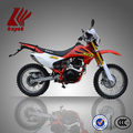 New 4-stroke Cheap black and red dirt bike,KN200GY-7