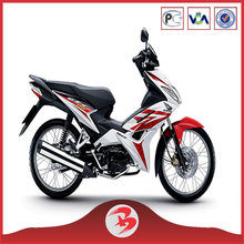 New and Nice Designed 110CC Motorcycle For Cheap Sale High Quality Chinese Red Pocket Bike