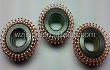 low price hook type copper Commutator used in dc motor