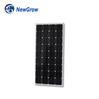 12v 160w mono solar panel with high efficiency low price