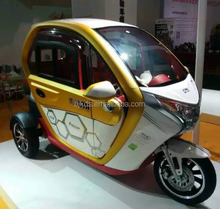 2017 new product adult petrol tricycles for 3 passengers