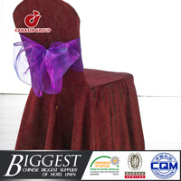 wholesale cheap chair covers with chair sashes