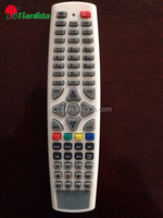 HD receiver satellite tv remote control 6300 with best price for Africa market