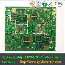 contract emergency light pcb single side pth printed circuit boards pcb