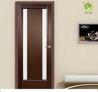 black brown color Modern wooden door hotel room door interior doors