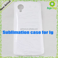2014 factory supply, 3d sublimation printable phone cover